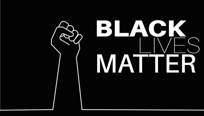 Imagen las vidas negras importan