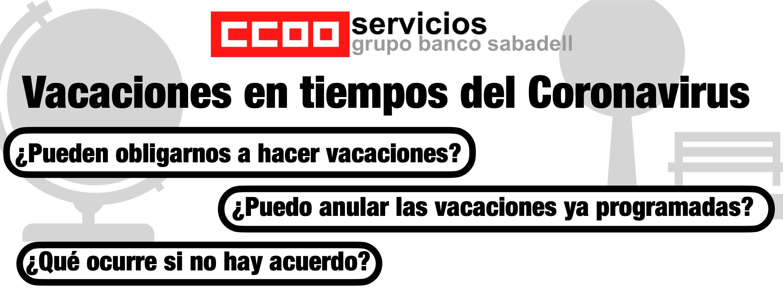 Boletin vacaciones Banc Sabadell primera parte
