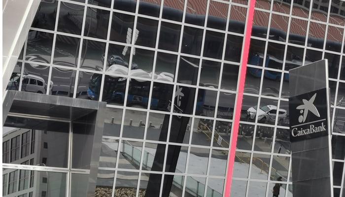 oficina Caixabank plaza castilla