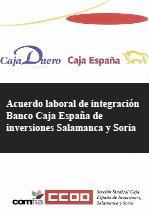 Acuerdo de integraci�n en Banco CEISS