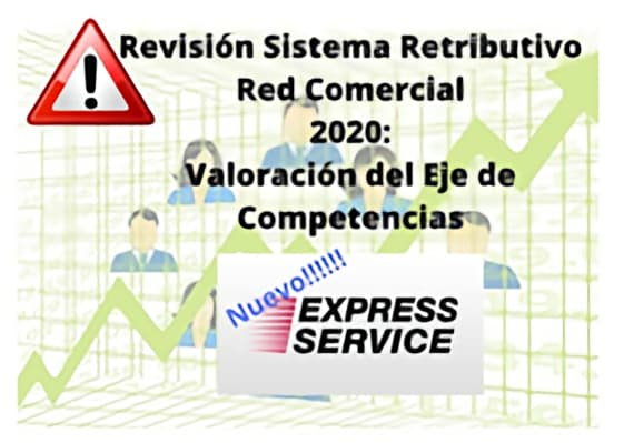 Sistema retributivo red de oficinas,