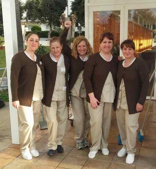 Camareras de piso CCOO