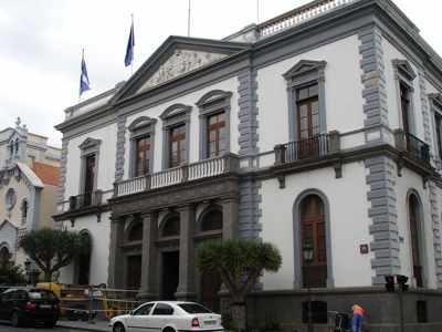 Ayuntamiento Santa Cruz Tenerife. Despidos