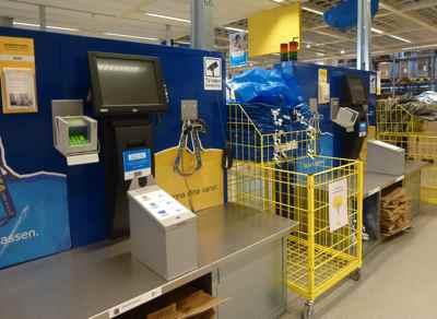 Tienda de IKEA.
