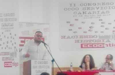 Congreso CCOO Servicios Canarias