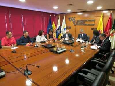 FirmaConvenio Oficinas y despachos Las Palmas