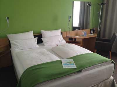 camas de hotel