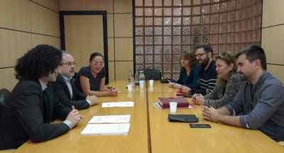Negociadores Convenio Oficinas y Despachos Las palmas