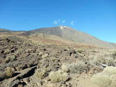 Imagen del Teide. Tenerife
