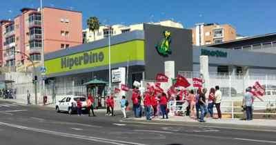 Concentraciones Supermercados Dinosol