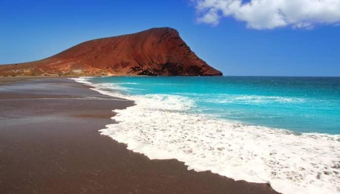 Imagen playa tenerife