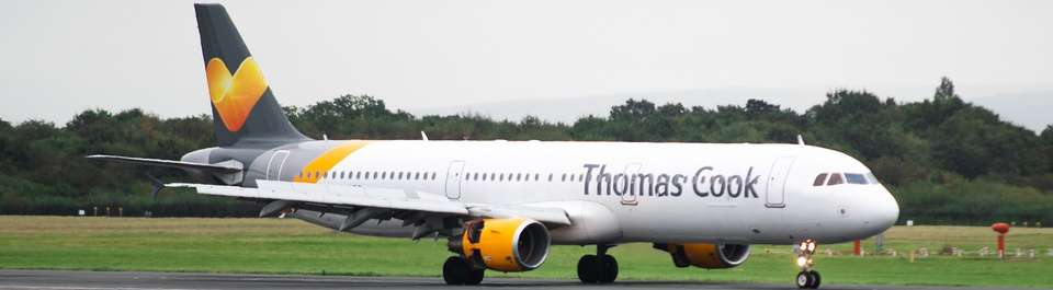 Avion Thomas Cook