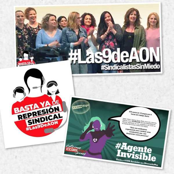 Elecciones en AON Mobile Cantabria