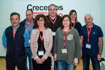 Ejecutiva CCOO Servicios Cantabria