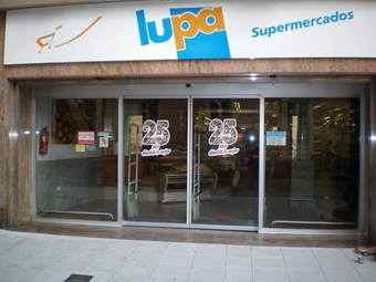 Suoermercados Lupa Cantabria