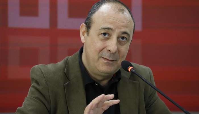 Carlos bravo. Pensiones CCOO
