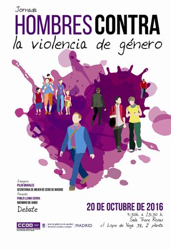 HOMBRES CONTRA LA VIOLENCIA DE GENERO