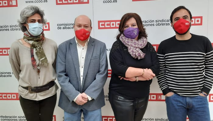 Asamblea congresual Servicios CCOO Albacete