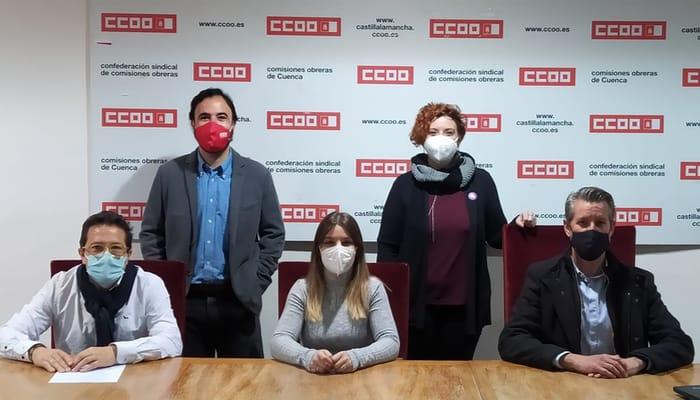 Asamblea CCOO Cuenca