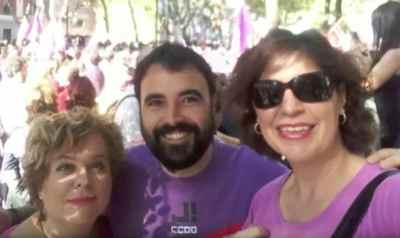 Brigi Soanez CCOO Castilla La Mancha