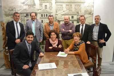 firmado convenio casinos Castilla La Mancha