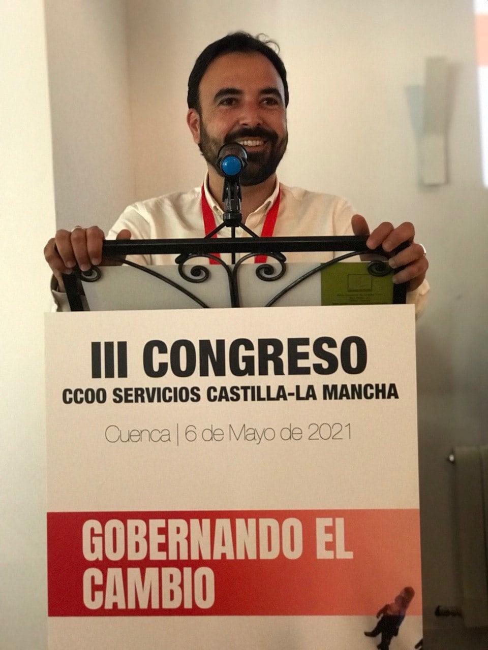 Miguel Angel Cubillo CCOO Castilla la Mancha