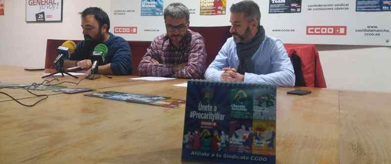 Precariedad en Cuenca