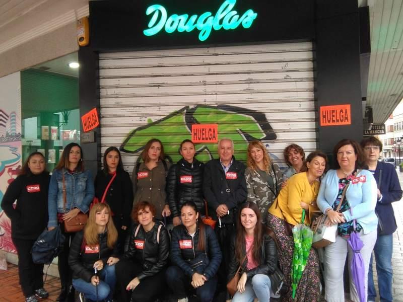 Huelga En Douglas Castilla la Mancha