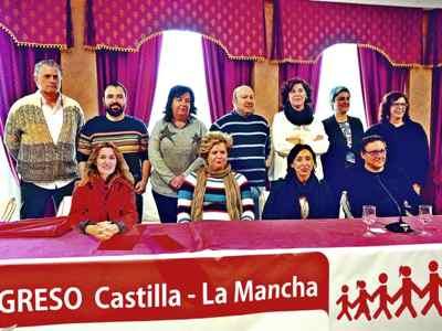 ejecutiva Castilla La Mancha CCOO Servicios