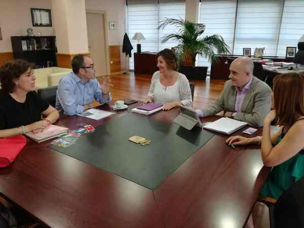 reunion consejera empleo CLM CCOO