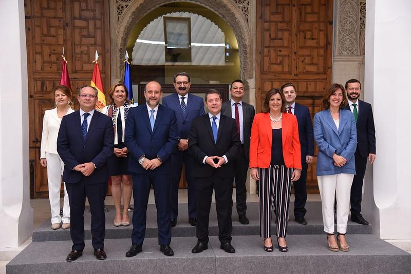 Gobierno Castilla la Mancha