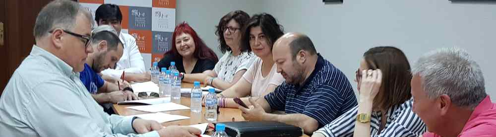 Firma convenio colectivo Toledo