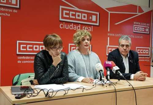 Firma convenio de Hostelería de Ciudad Real