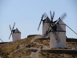 Molinos. Turismo castilla la mancha