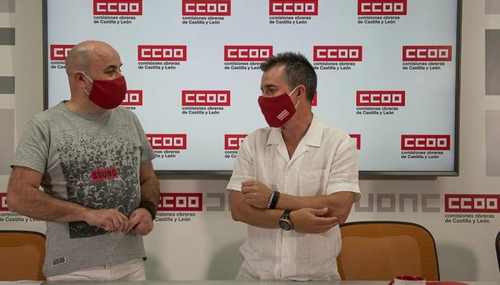 CCOO en Castilla y León