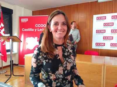 Secretaria Generl Sector financiero CCOO Castilla y León