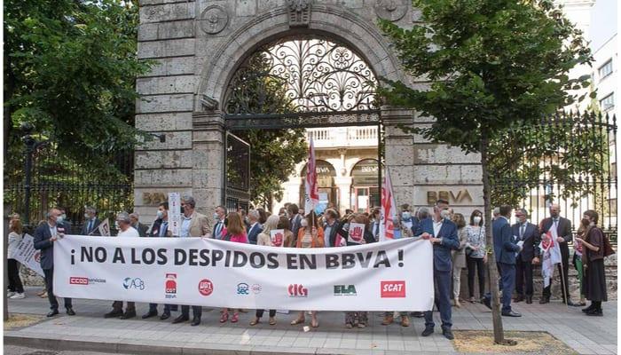 Movilizaciones BBVA Castilla y León