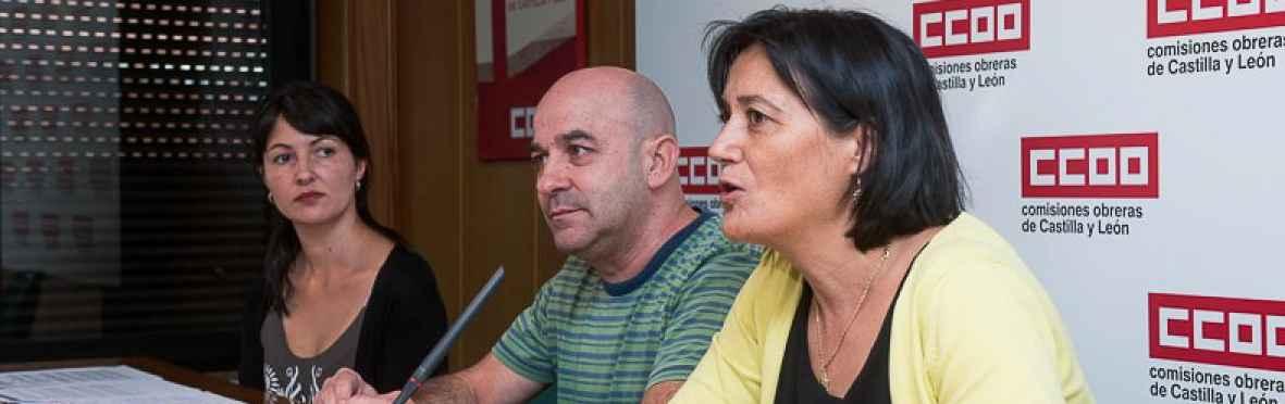 CCOO Servicios Castilla y Leon