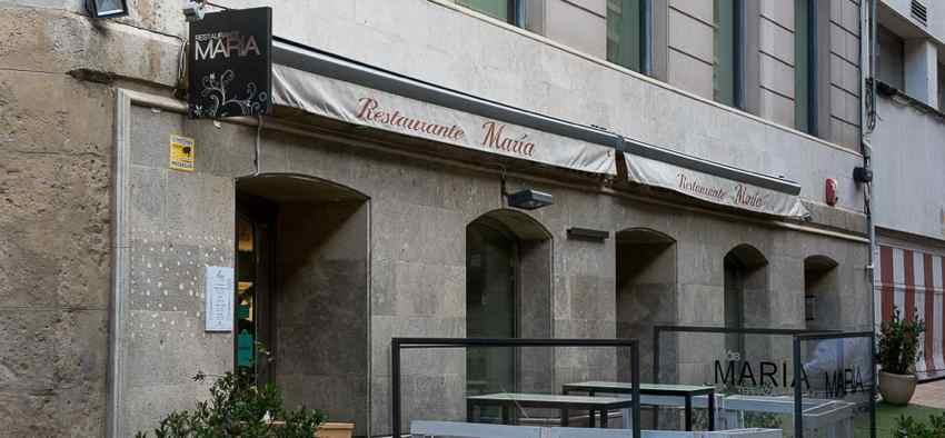 Restaurante Cafeteria Maria Valladolid. Explotación laboral