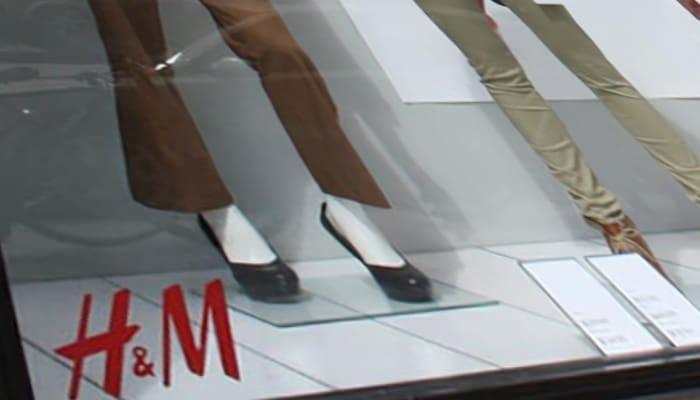 ERTE en H&M de Castilla y León