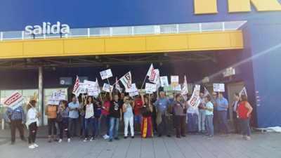 concertación en IKEA Valladolid