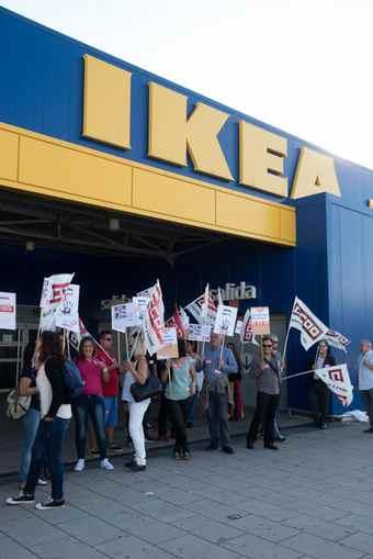 Ikea Valladolid. Elecciones sindicales