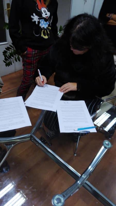 Firma acuerdo comercio burgos. Desconvocada Huelga
