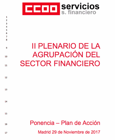 Ponencia sector financiero