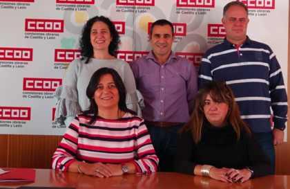 CCOO servicios en Castilla y León