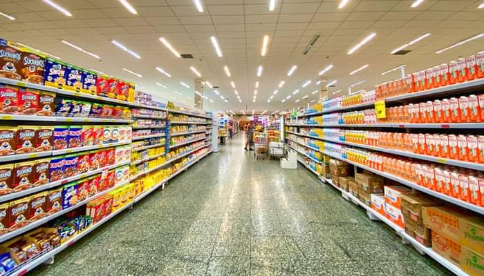 Imgen de pasillo de supermercado