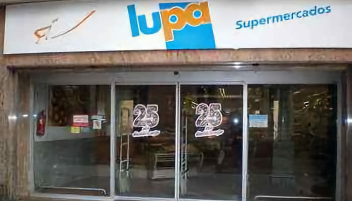 Supermercados Lupa