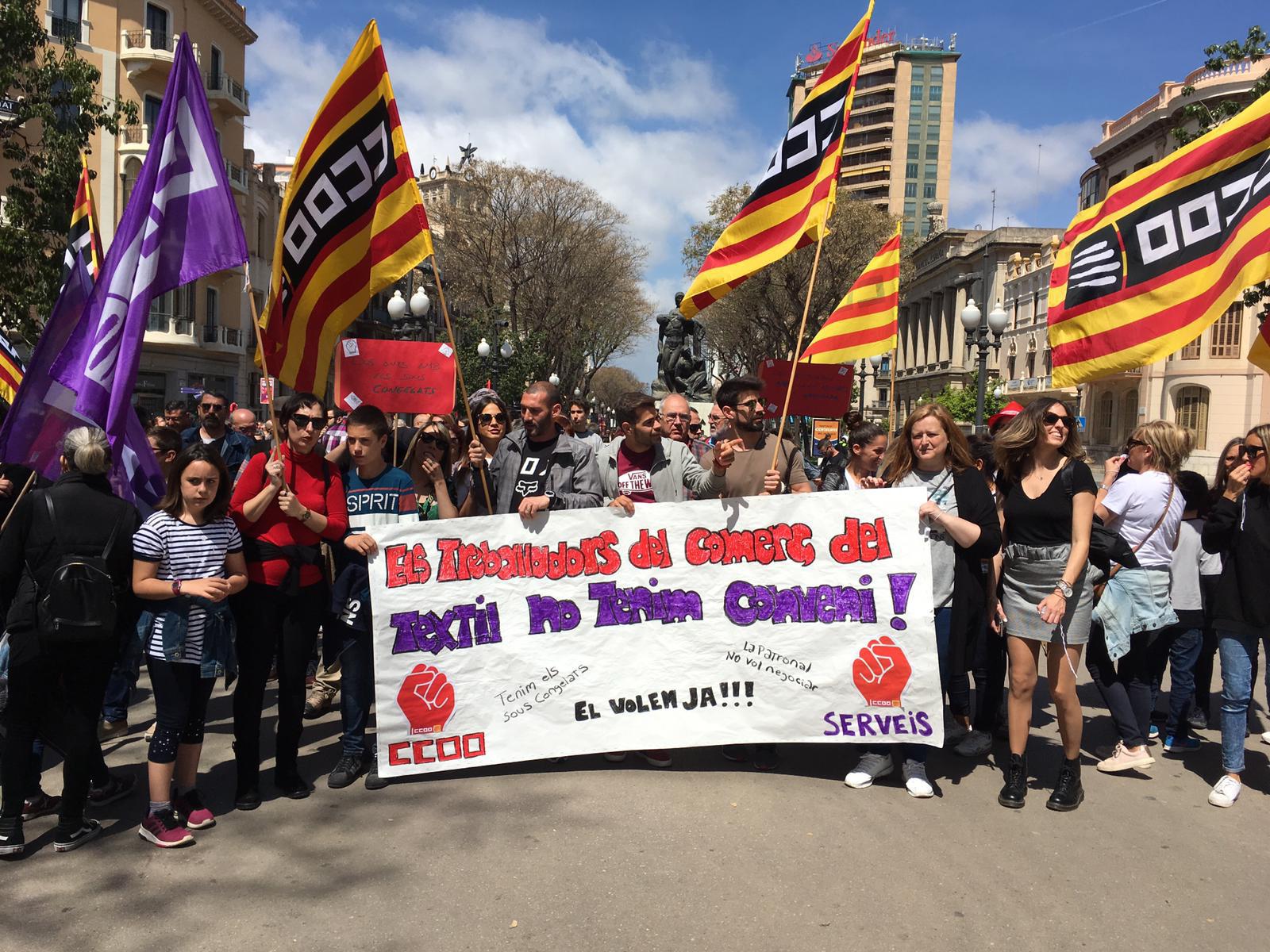 Conveni Comerç Tèxtil de Tarragona