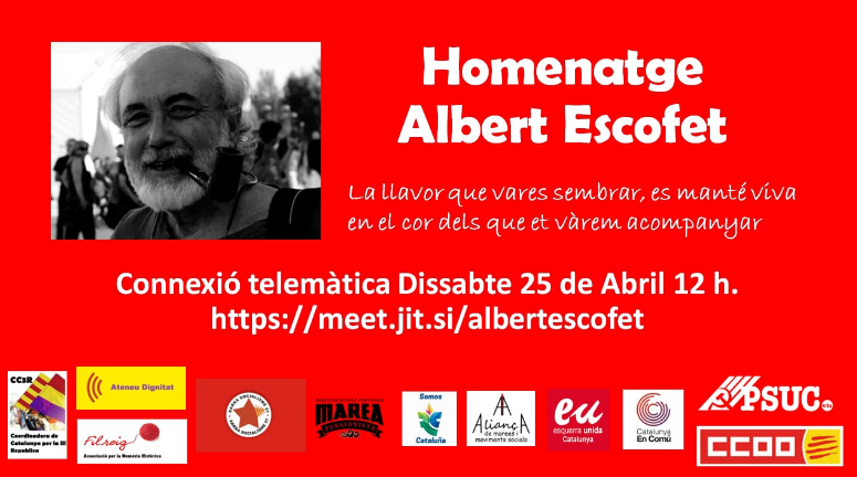 Albert Escofet