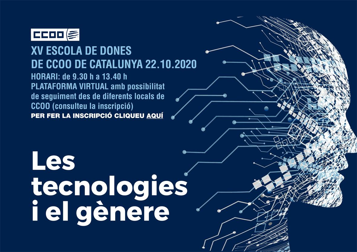 Dones i tecnologia gènere Genero Tecnologia mujeres Trabajo Treball CCOO
